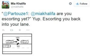 Mia Khalifa Twitter