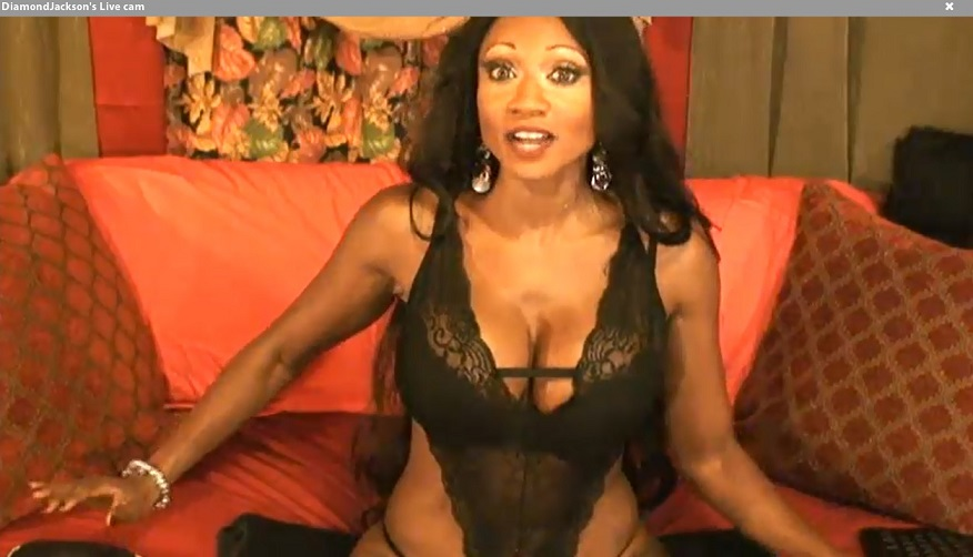 Diamond Jackson Webcam