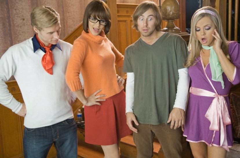 Scooby Doo - A XXX Parody