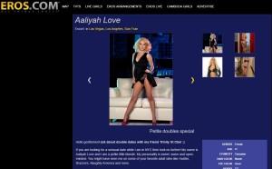 Aaliyah Love Eros