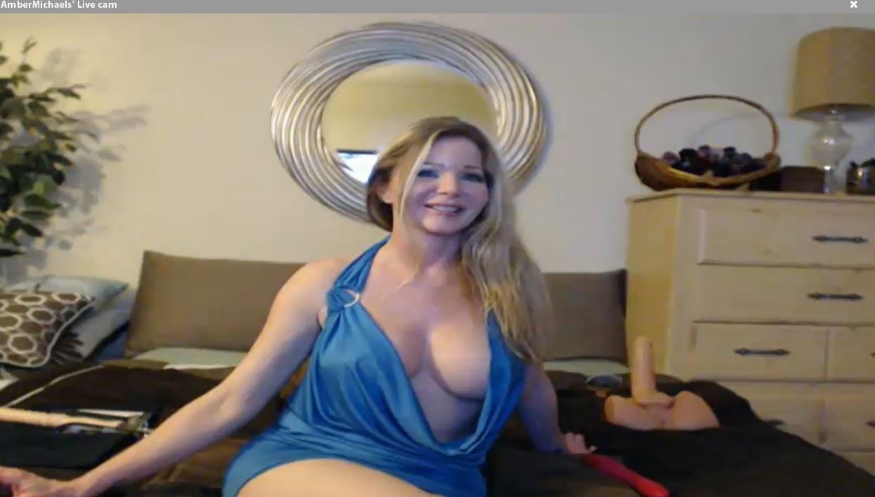 Amber Michaels Webcam