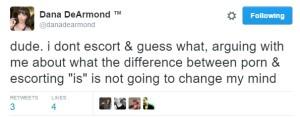 Dana DeArmond Twitter