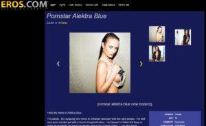 Alektra Blue Eros