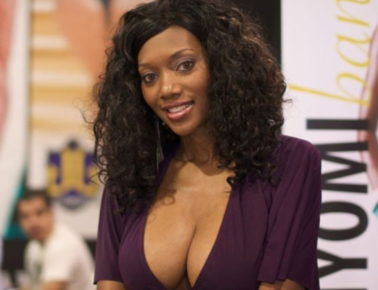 Legendary Ebony Porn Actress Nyomi Banxxx